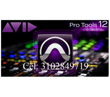 Fotos de Pro tools 12.5, dvd o usb de 8 gigas, envió gratis.