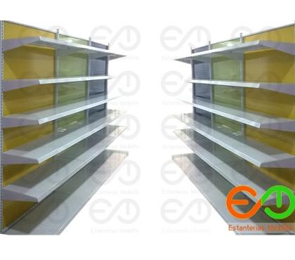 Fotos de venta de estanterias metalicas para supermercados Medellin