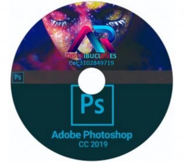 Fotos de Photoshop 2019, envio gratis.