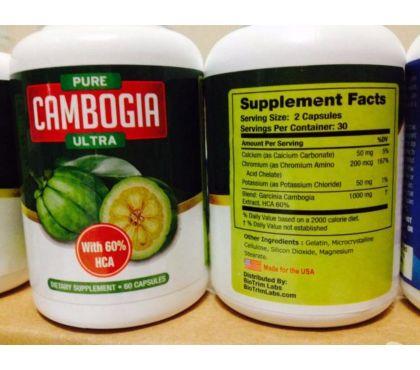 Fotos de Pure Garcinia Cambogia Ultra X 60 Cap Original$59 3007637953