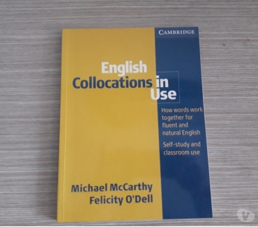 Fotos de Libro English collocation in use
