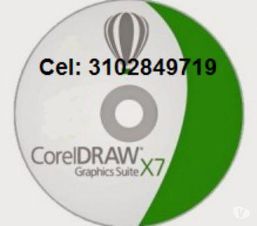 Fotos de Coreldraw x7, dvd o usb de 8 gigas, envió gratis.