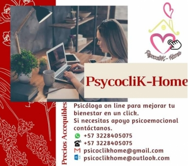 Fotos de Psicologa-Consulta ON LINE