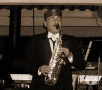 Fotos de Expresivo Show de Saxofón