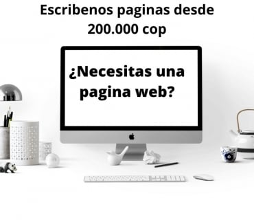 Fotos de SUPER OFERTA NECESITAS UNA PAGINA WEB CONTACTANOS SUPERATE