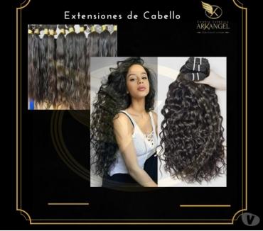 Fotos de Solo extensiones de cabello virgen Medellin