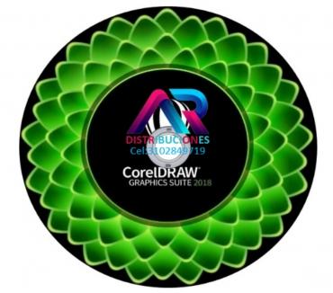 Fotos de CorelDRAW Graphics Suite 2018 X10, envió gratis.