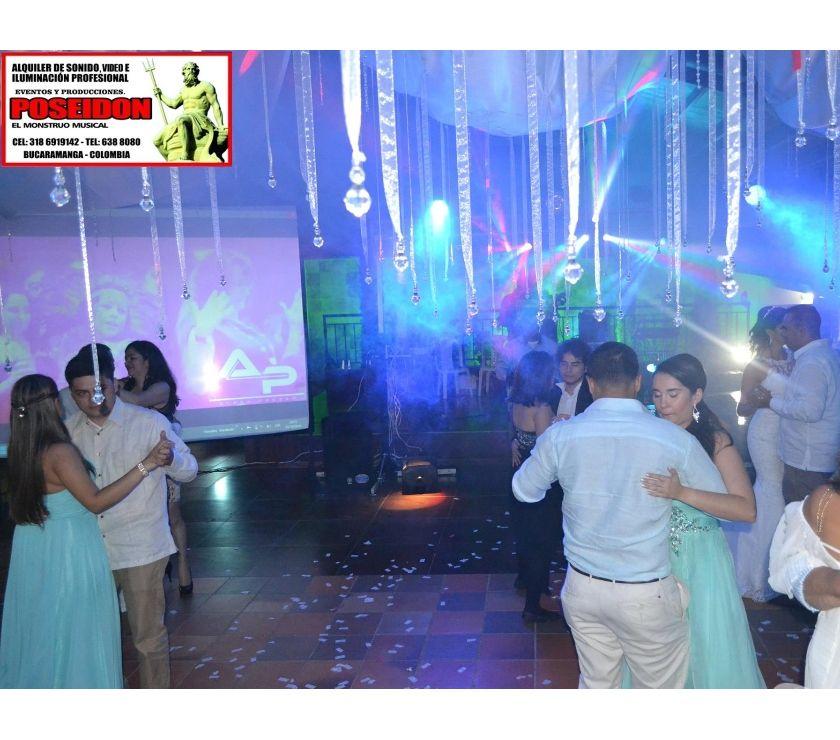 Fotos de ALQUILER DE MOBILIARIO LED, MINITECAS EN BUCARAMANGA