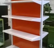 Fotos de estanterias metalicas para supermercados gondola tradicional