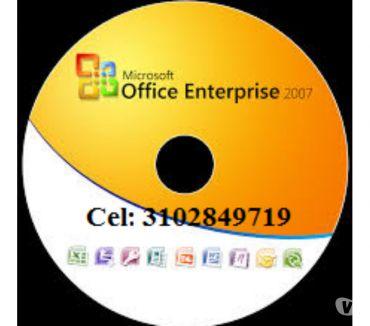 Fotos de DVD Office 2007 profesional, envio gratis.