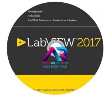 Fotos de LabVIEW 2017, envió gratis.