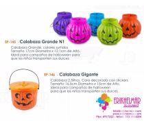 Fotos de Calabaza Gigante - bolsas para dulces - promocional hallween