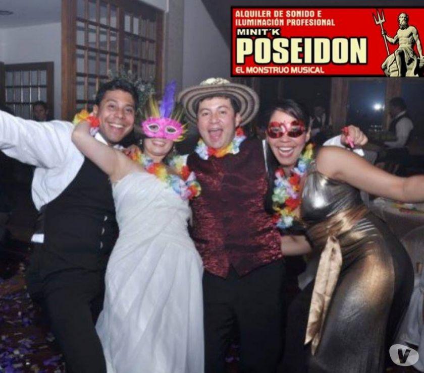 Fotos de SONIDO, ILUMINACIÓN, DJS, ANIMACIÓN Y EQUIPOS PARA BODAS