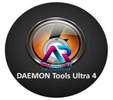 Fotos de Daemon Tools Ultra, envió gratis.