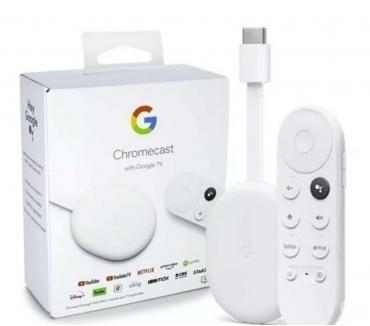 Fotos de GOOGLE CROMECAST 3 HDMI NETFLIX YOUTUBE WATSAPP 3107071502
