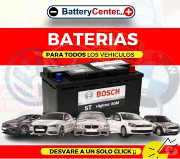 Fotos de Baterias a domicilio Cali AutoCenter Express Bosch Varta