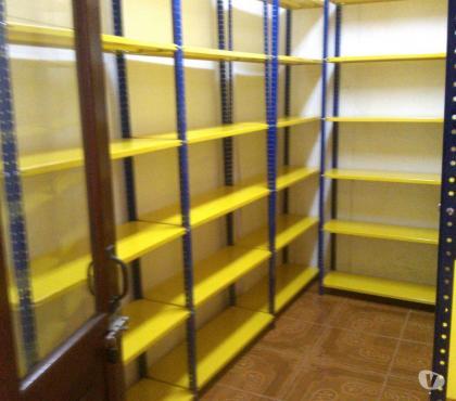 Fotos de estanteria metalica para uso liviano en Medellin Colombia