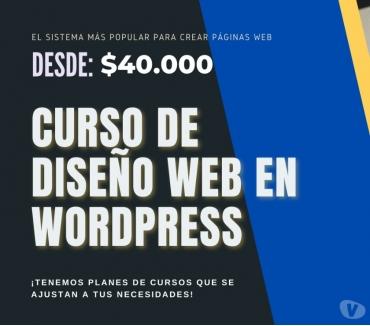 Fotos de Curso de Diseño WordPress Clases personalizadas
