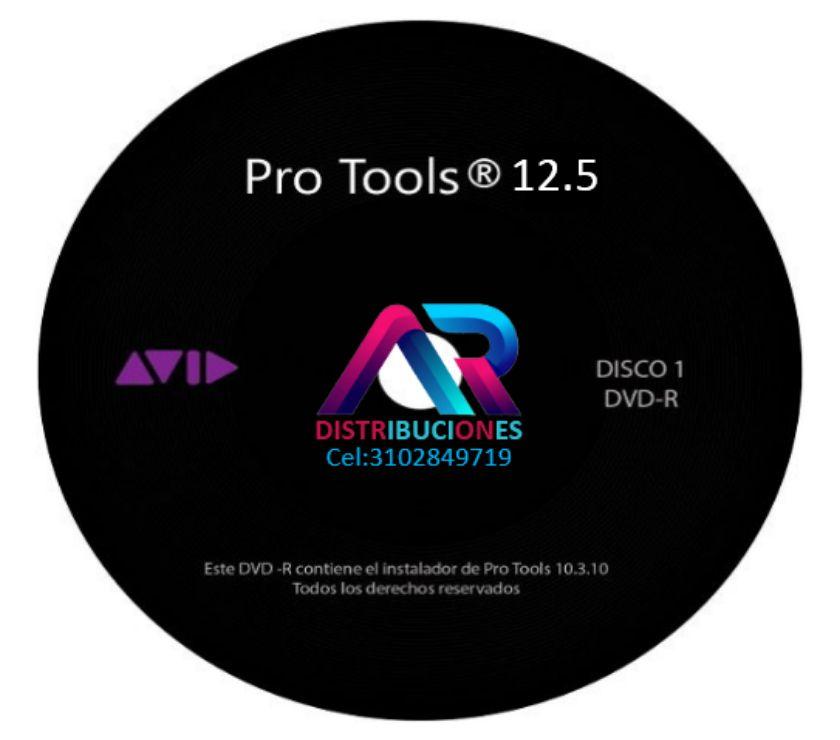 Fotos de Pro-Tools 12.5, envió gratis.