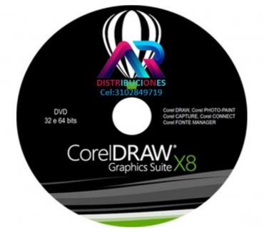 Fotos de CorelDRAW Graphics Suite X8, envió gratis.