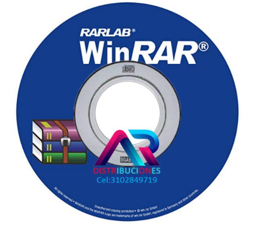 Fotos de WinRAR, envió gratis.