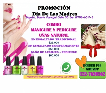 Fotos de Manicura y Pedicura a Domicilio