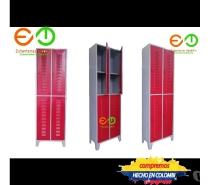 Fotos de Locker y casilleros metalicos para cascos Medellin Colombia