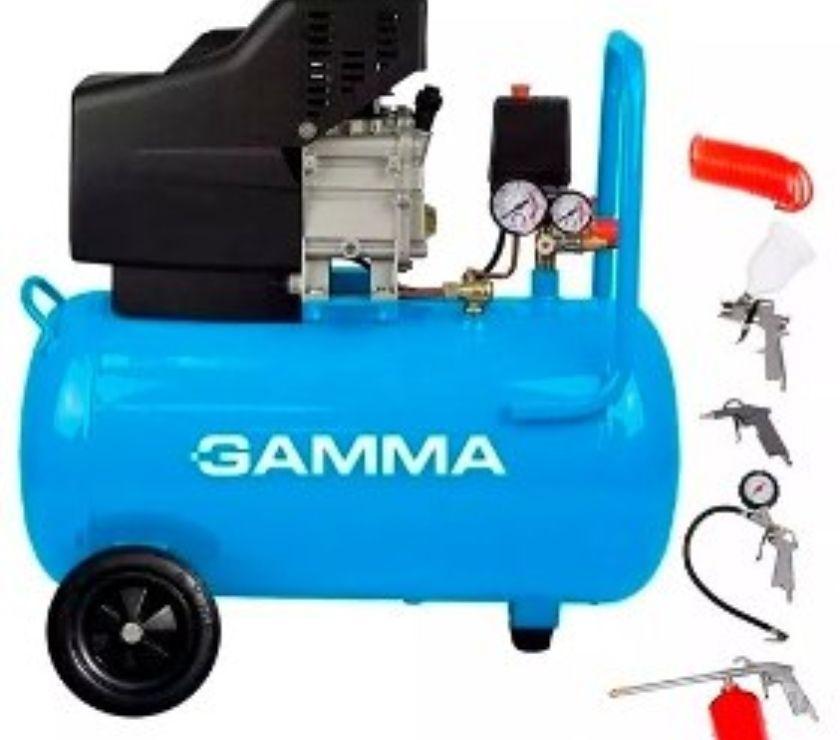 Fotos de tecnicos en compresores de aire y calefactores