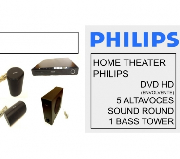 Fotos de Vendo Home Theater Philips