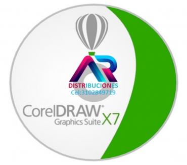 Fotos de CorelDRAW Graphics Suite X7, envió gratis.
