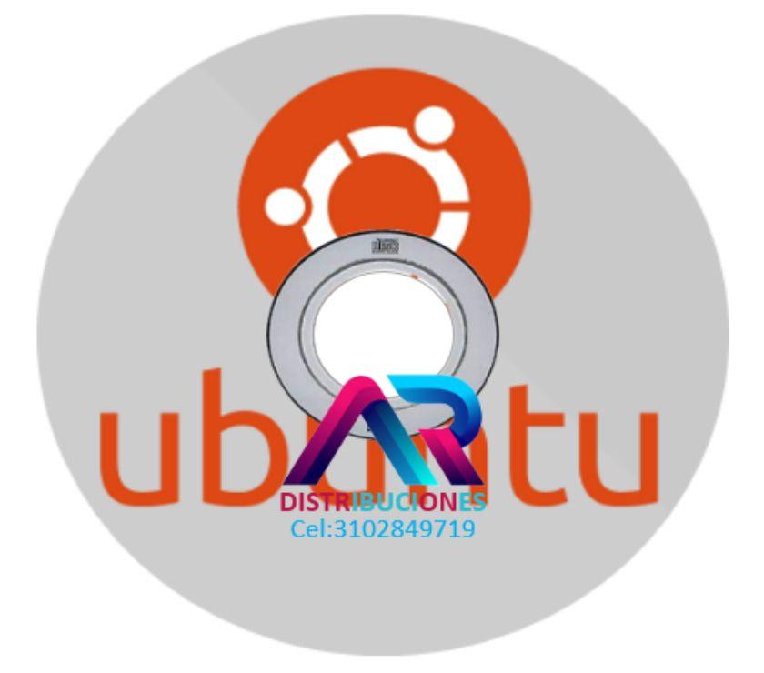 Fotos de Ubuntu, envió gratis.