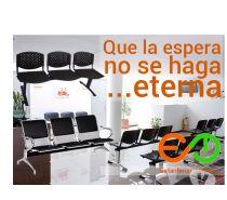 Fotos de Venta de Sillas para sala de espera estilo TANDEM Medellin.
