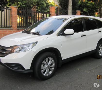 Fotos de HONDA CRV CITY PLUS 2014 COMO NUEVA