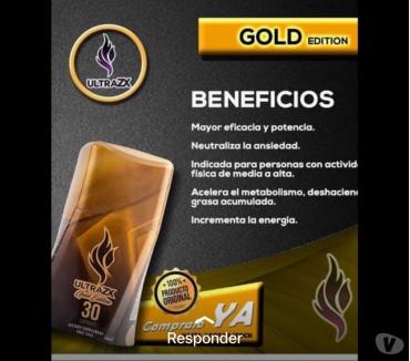 Fotos de llego el nuevo ultra zx gold y gel reductor $200 3014260640
