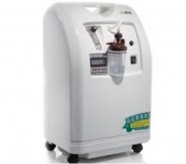 Fotos de tecnicos en concentradores de oxigeno