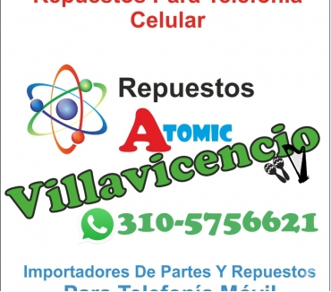 Fotos de Repuestos Atomic Villavicencio