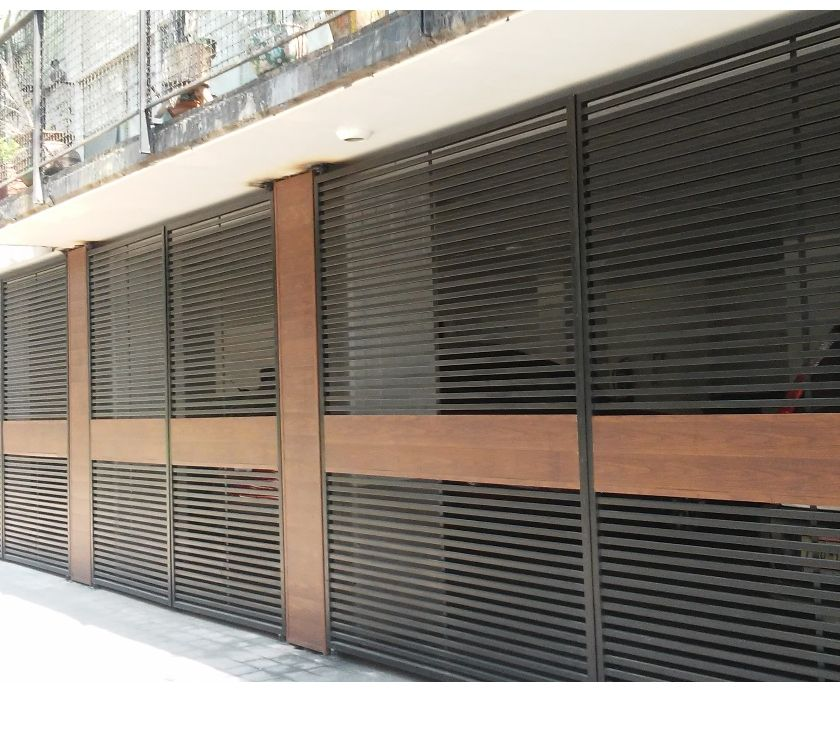 Profesionales, artesanos México - D.F. - Fotos de Puertas Automaticas AUTODOOR