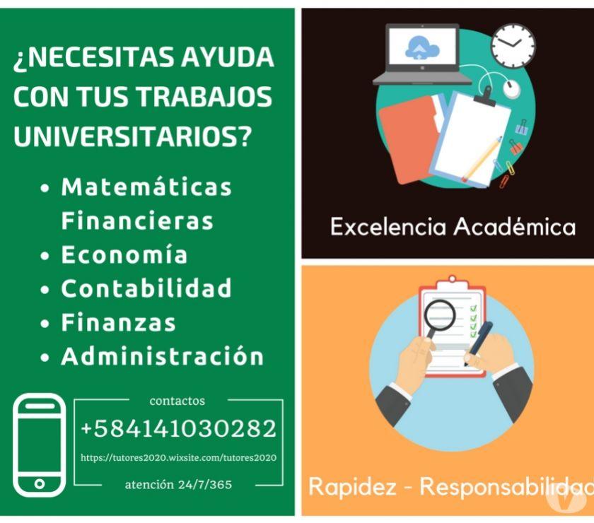 Fotos de MATEMÁTICAS FINANCIERAS: ASESORÍA INTEGRAL