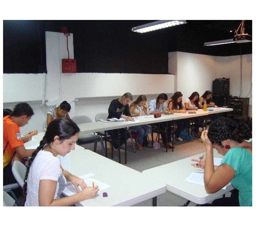 Fotos de Curso Prueba Interna UCV 2019