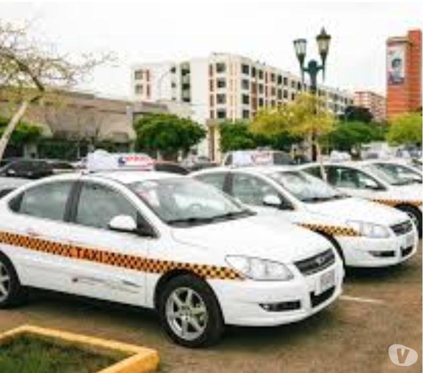 Fotos de taxi con opcion compra