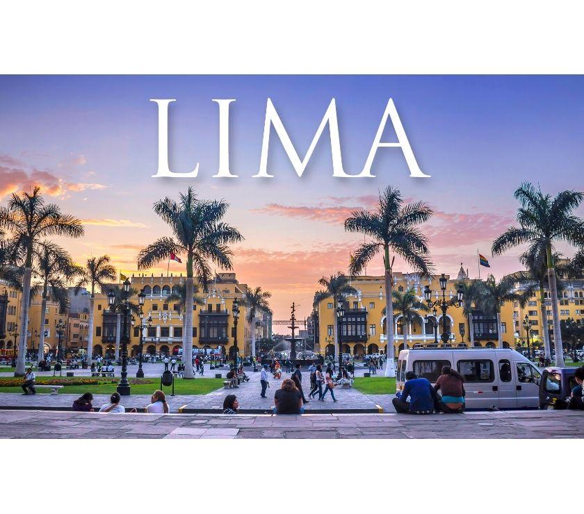 Fotos de Piensas Viajar a LIMA, Te llevamos a la Mejor Tarifa