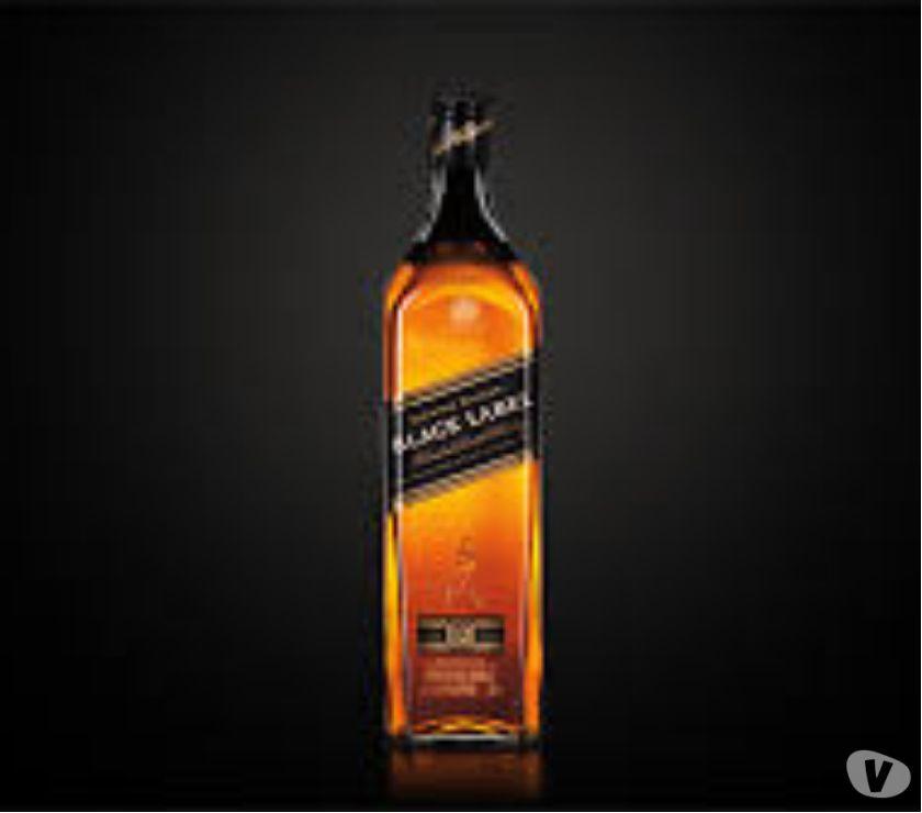 Fotos de 3 botellas de Black Label 0,75 litros