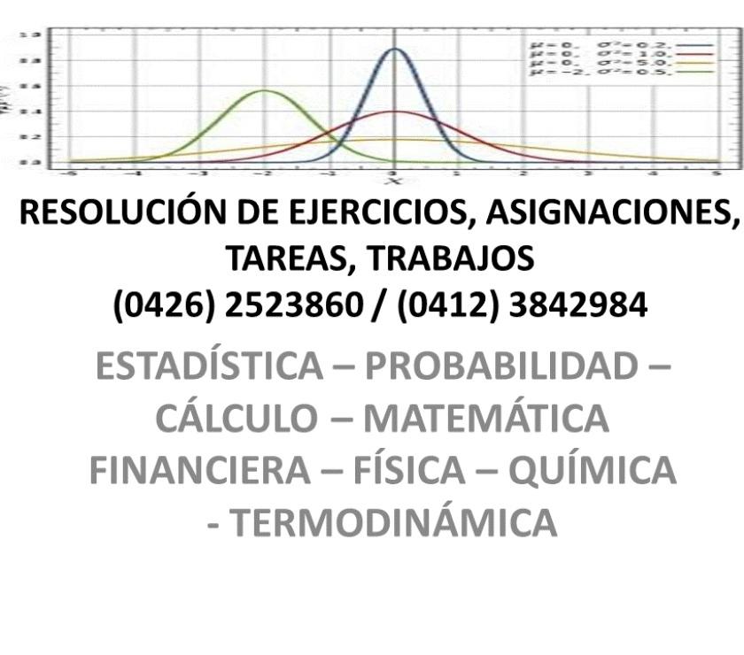 Fotos de Estadística - Asesorías en Excel - Análisis de datos.