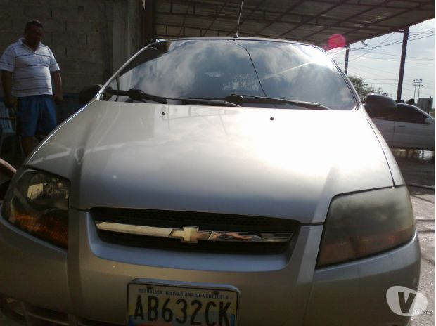 Fotos de Aveo 2009 Plateado..Unico Dueño con 135000 KM