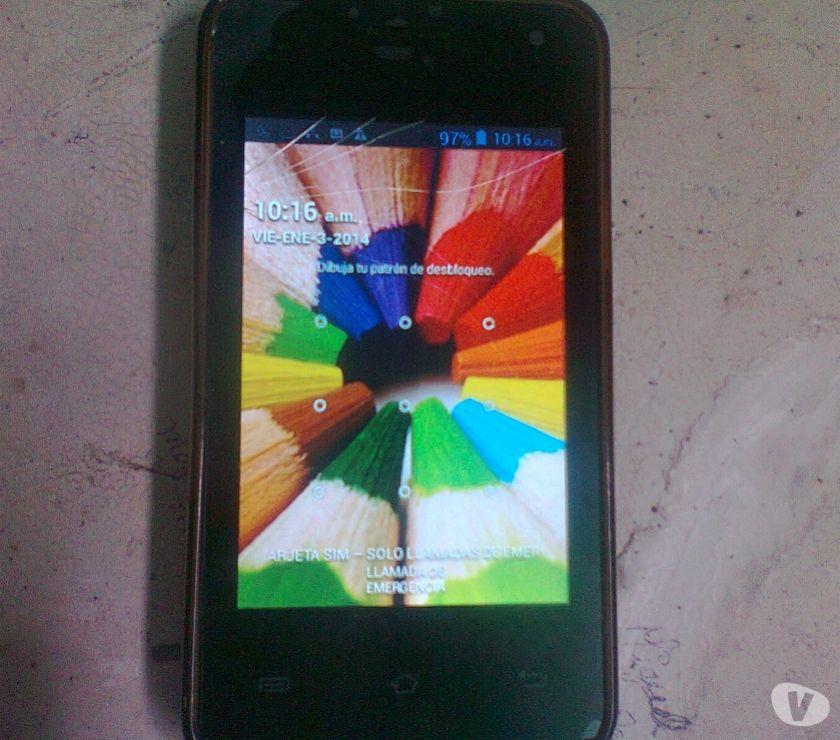 Fotos de Telefono Plum Trigger Plus Z-305 Android 4.2