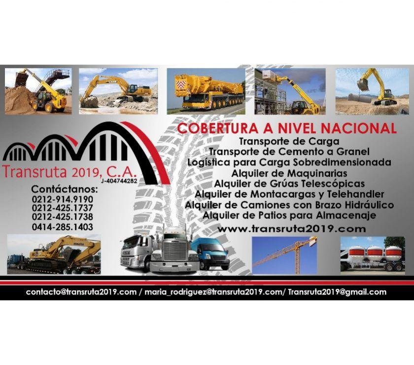 Fotos de Camiones con Brazo Hidráulico