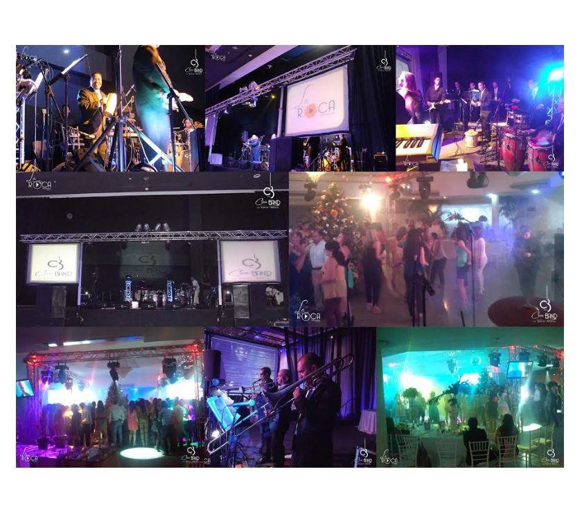 Fotos de ORQUESTA CASUAL BAND LA ROCA PRODUCCIONES (MUSICA BAILABLE)