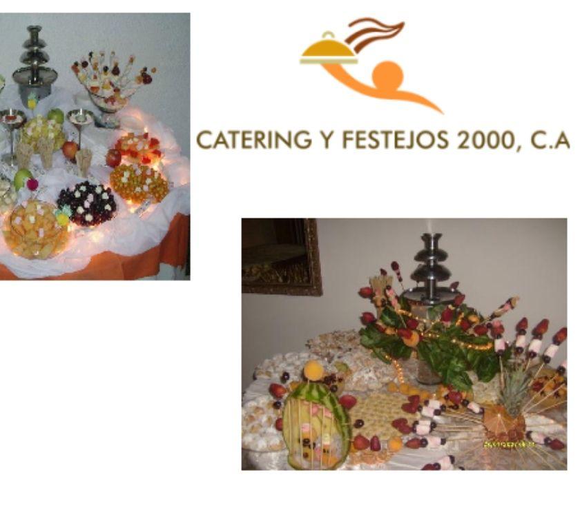 Fotos de Pasapalos, estaciones de comida, servicios de festejos