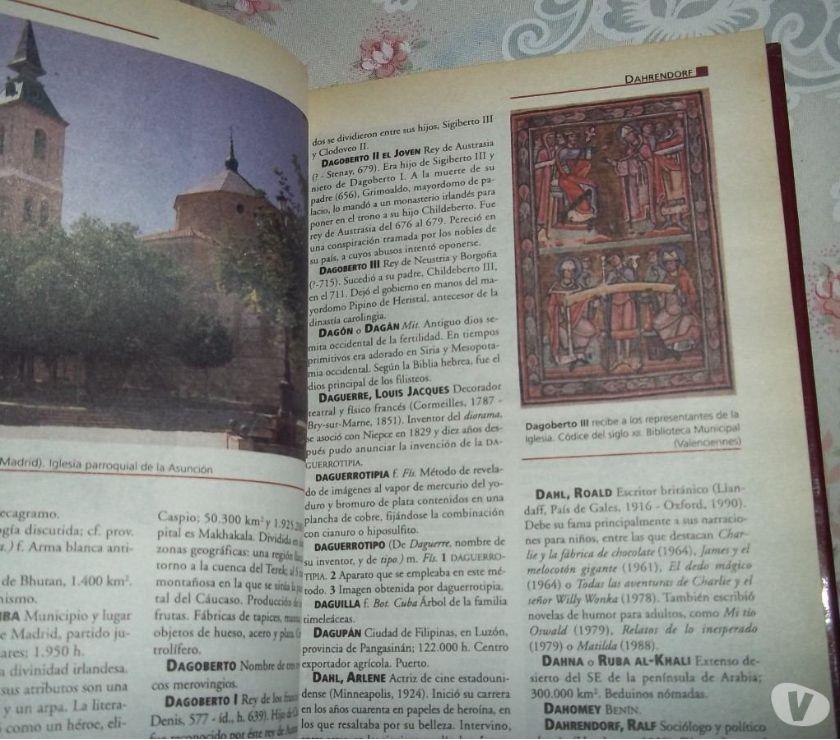 Fotos de Se remata Gran Enciclopedia Universal por viaje