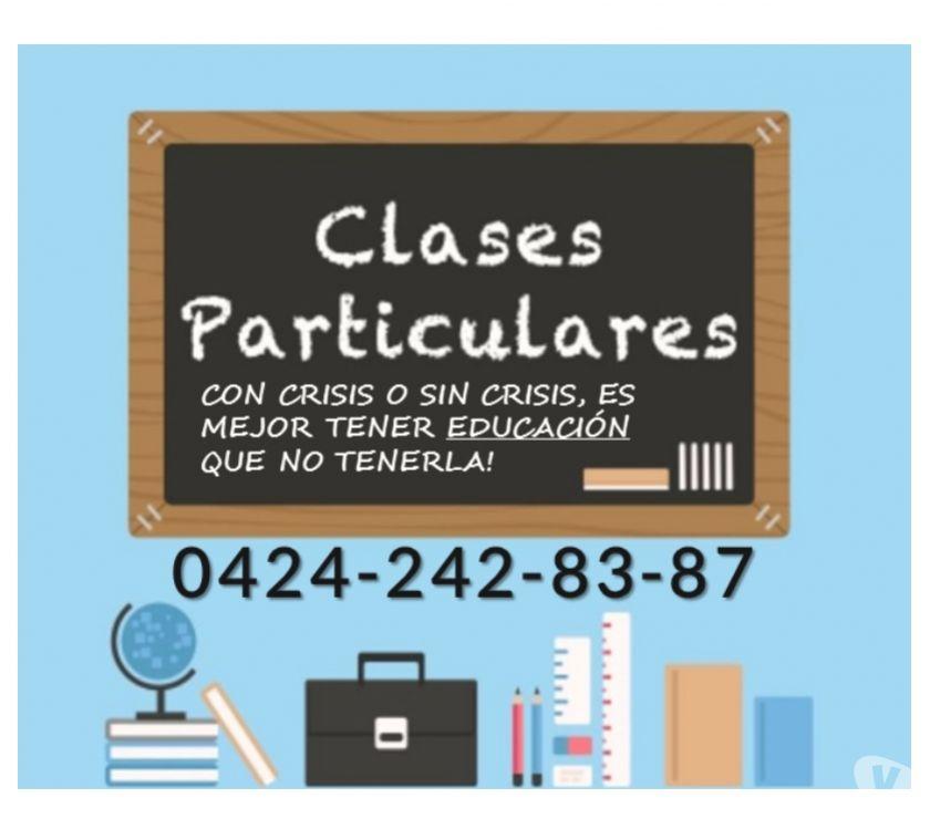 Fotos de CLASES PARTICULARES DE REFORZAMIENTO VACACIONAL